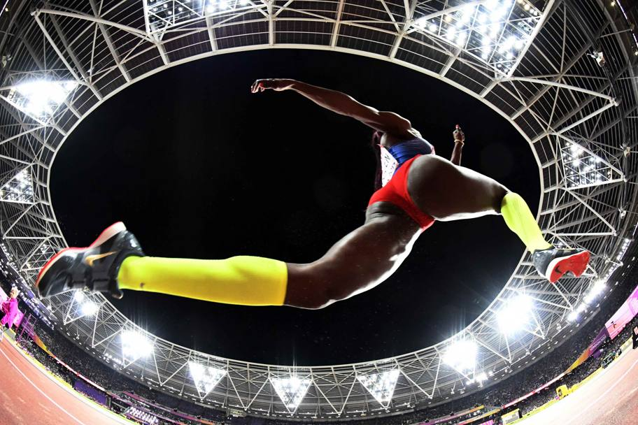 Caterine Ibarguen (Reuters)